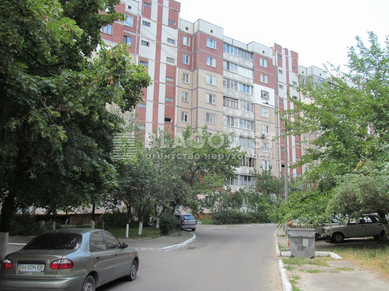 Квартира A-100869, Яблонской Татьяны, 1, Киев - Фото 1