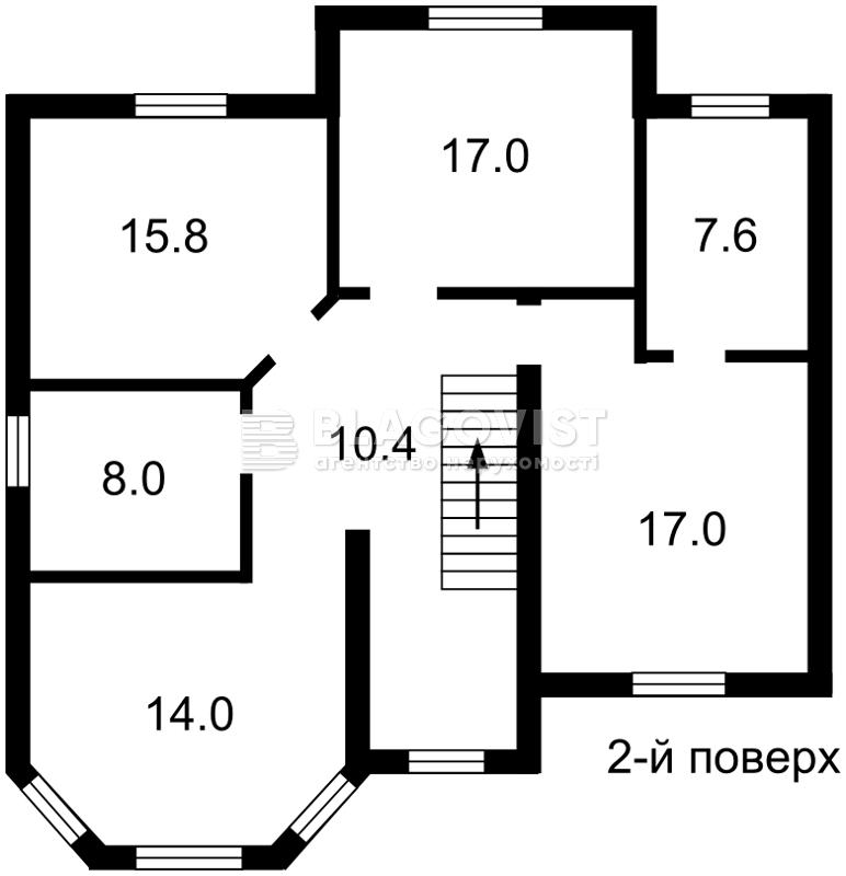 Дом D-29349, Садовая (Осокорки), Киев - Фото 3