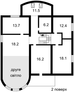 Будинок Садова (Осокорки), Київ, D-29375 - Фото2