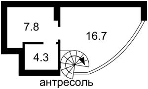 Нежитлове приміщення, Нижній Вал, Київ, X-21964 - Фото 3