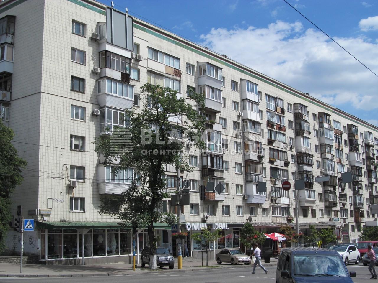 Квартира D-34361, Большая Васильковская, 129, Киев - Фото 1