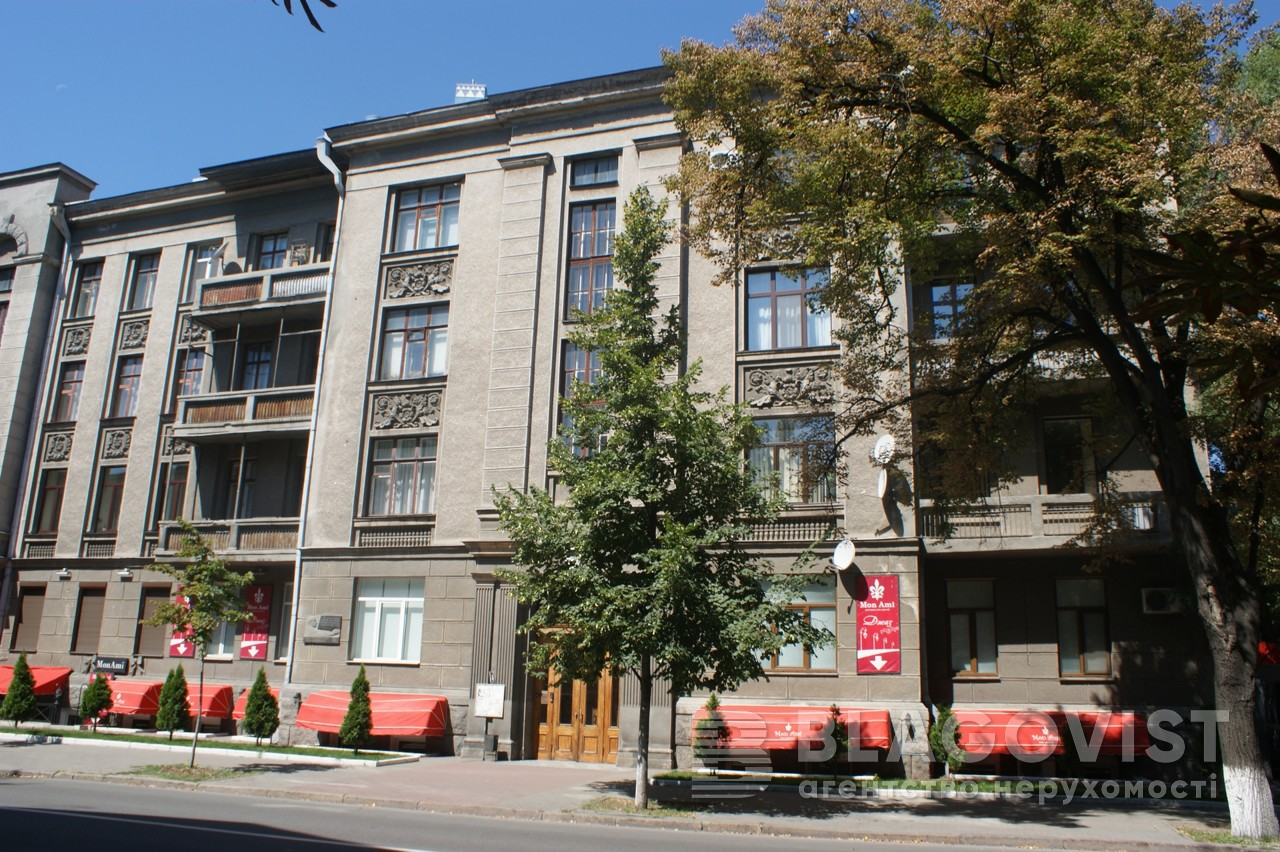 Офис, A-107415, Шелковичная, Киев - Фото 1