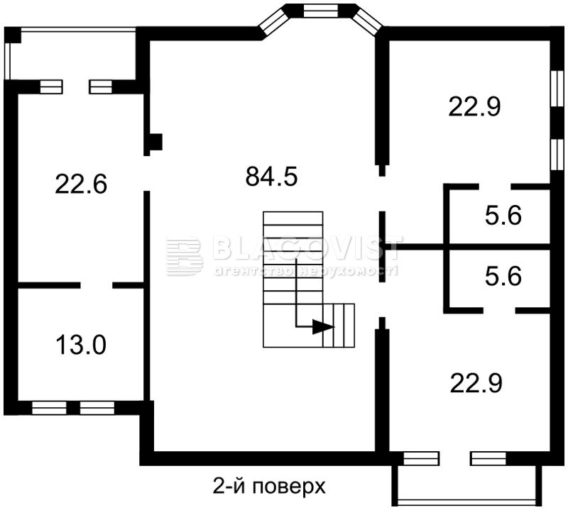 Дом M-26861, Соловьяненко, Козин (Конча-Заспа) - Фото 3