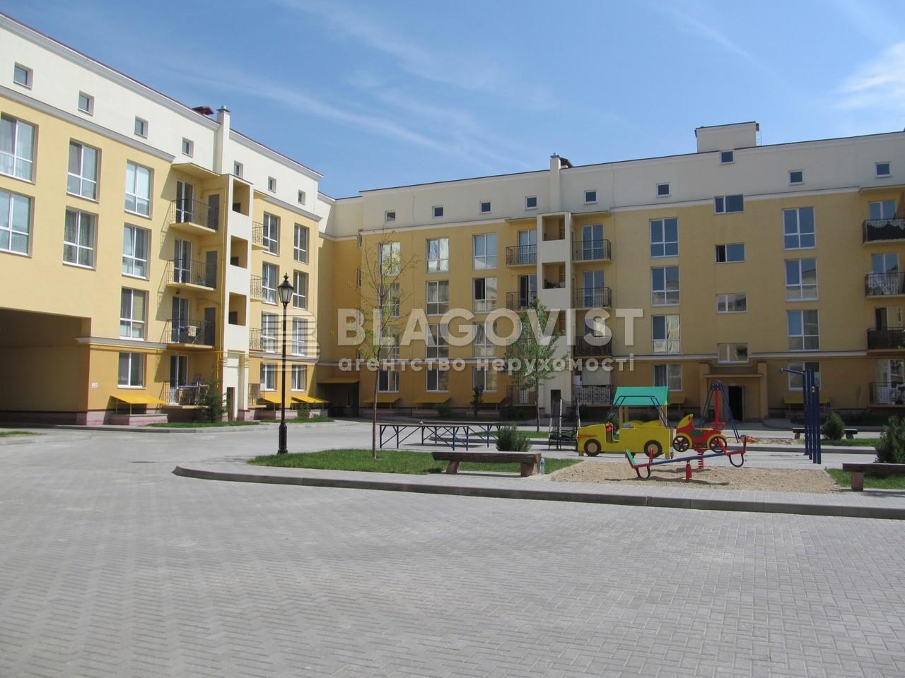 Квартира A-104465, Печерская, 26, Чайки - Фото 1
