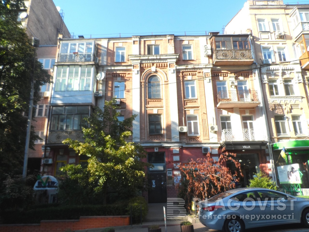 Квартира Z-1795382, Хмельницкого Богдана, 86, Киев - Фото 1