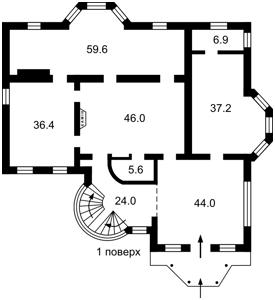 Дом Ленина, Счастливое, X-21748 - Фото 3
