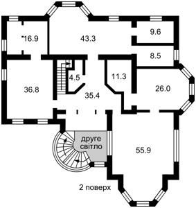 Дом Ленина, Счастливое, X-21748 - Фото 4