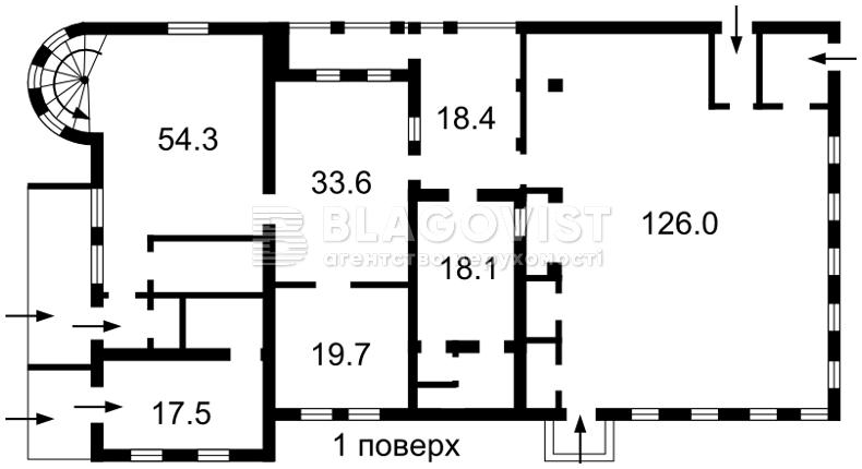 Дом M-27745, Старокиевская, Козин (Конча-Заспа) - Фото 3