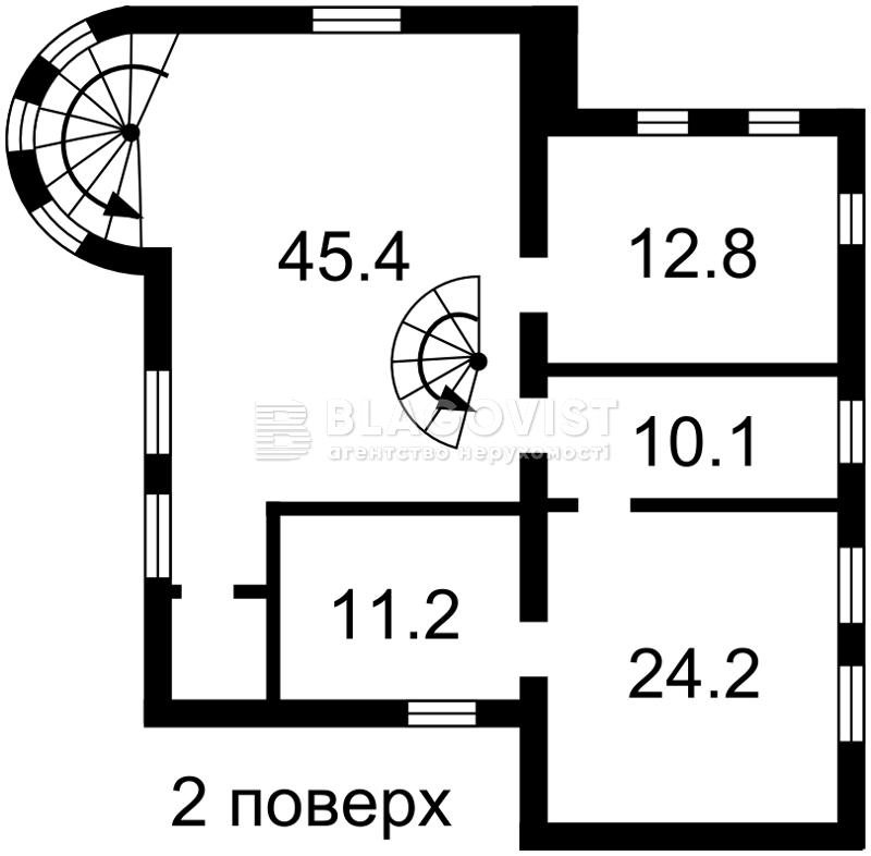 Дом M-27745, Старокиевская, Козин (Конча-Заспа) - Фото 4
