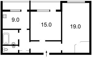 Квартира Владимирская, 73, Киев, X-21445 - Фото2