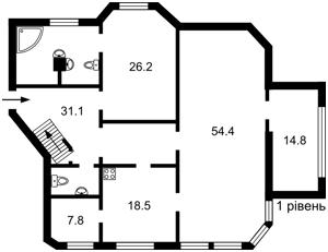 Квартира Прорезная (Центр), 18/1г, Киев, Z-1604866 - Фото2