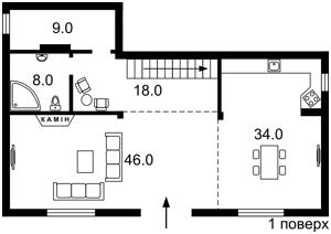 Дом Иванковичи, F-22822 - Фото2