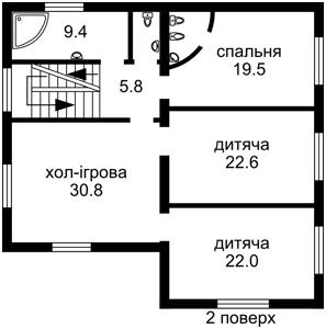 Дом E-33721, Шевченко (Жуляны), Киев - Фото 3