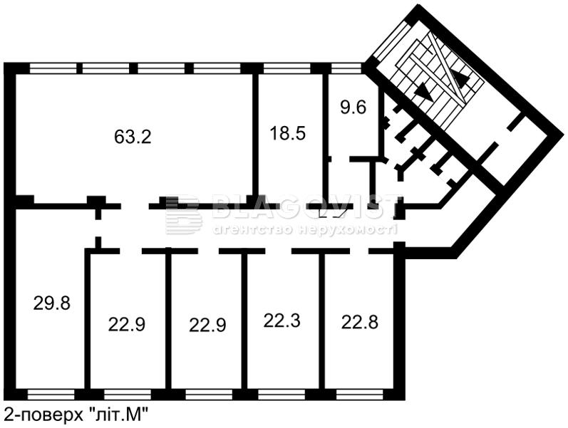 Нежилое помещение, H-35214, Василевской Ванды, Киев - Фото 3