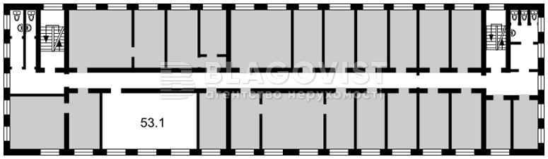 Нежилое помещение, Стельмаха Михаила, Киев, Z-1307842 - Фото 2