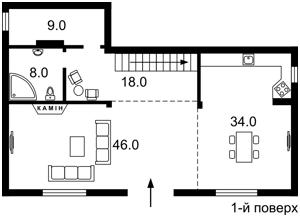 Дом Круглик, X-24615 - Фото1