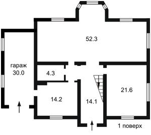 Будинок Вишеньки, X-16671 - Фото1