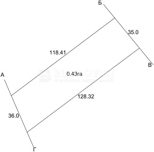 Земельна ділянка, F-34493