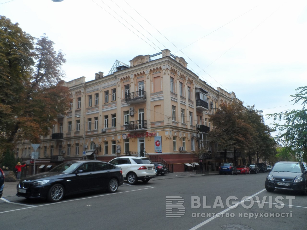 Квартира A-105632, Лисенка, 1, Київ - Фото 1