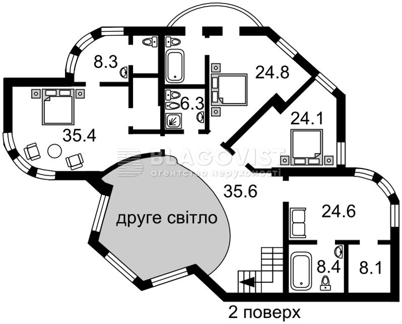 Дом F-31518, Горбовичи - Фото 5