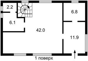 Дом Подгорцы, Z-1218269 - Фото 1
