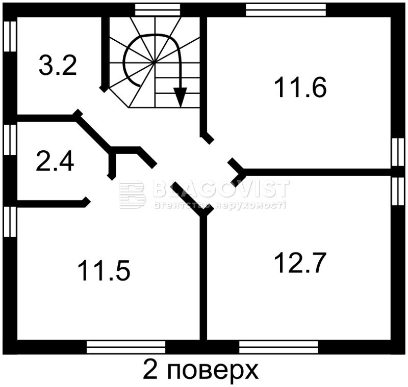 Дом Z-1218269, Подгорцы - Фото 5