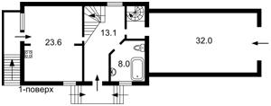 Будинок Ірпінь, Z-1650348 - Фото