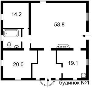 Будинок D-27191, Протасів Яр, Київ - Фото 2
