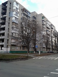 Квартира Виборзька, 55/13, Київ, A-104224 - Фото 1