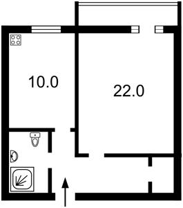 Квартира Владимирская, 40/2, Киев, C-73754 - Фото2