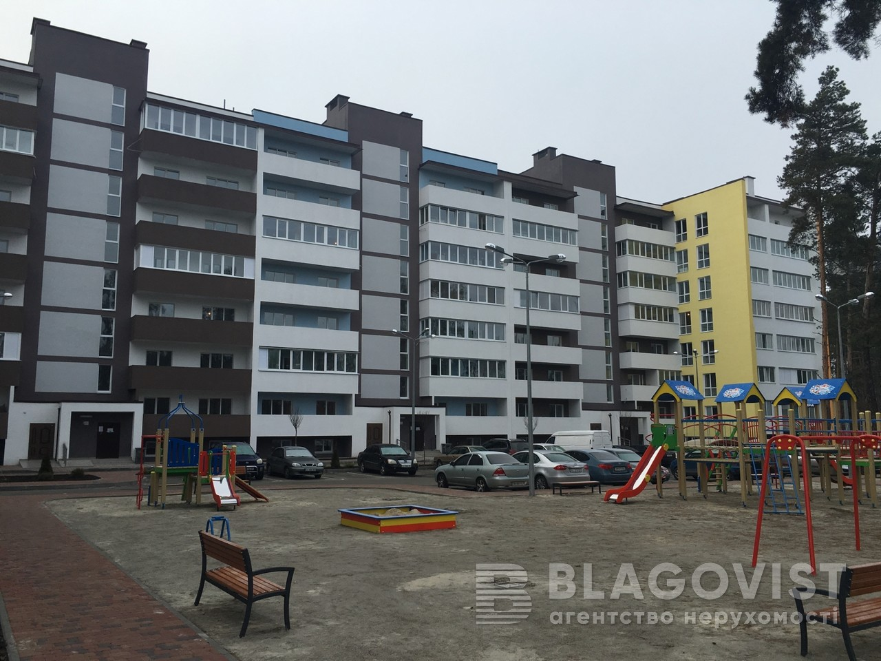 Квартира E-34482, Киевская, 1в, Украинка - Фото 1