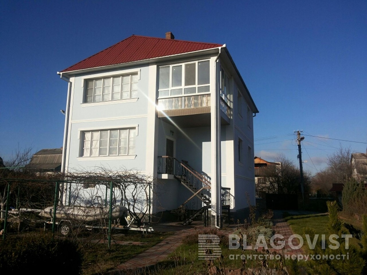 Дом C-102068, Садовая (Осокорки), Киев - Фото 1