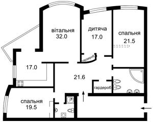 Квартира H-32840, Героїв Сталінграду просп., 12ж, Київ - Фото 5