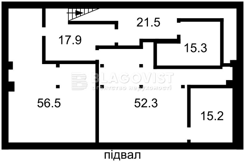 Нежилое помещение, Жилянская, Киев, P-17190 - Фото 2