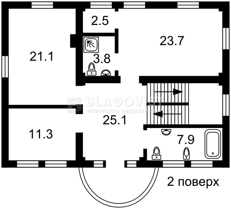 Дом F-34684, Лютеж - Фото 3