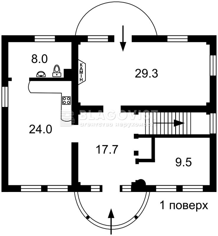Дом F-34684, Лютеж - Фото 2
