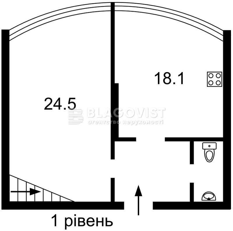 Квартира X-28252, Вільямса Академіка, 5, Київ - Фото 4