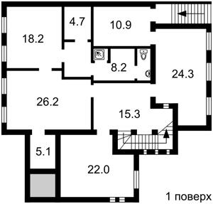 Будинок Організаторська, Київ, X-25419 - Фото 1