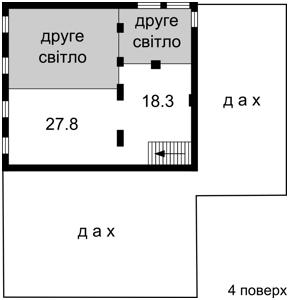 Будинок Організаторська, Київ, X-25419 - Фото 4