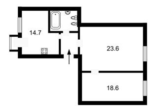 Квартира Банковая, 1/10, Киев, Z-713216 - Фото2