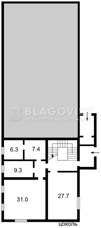 Дом F-35099, Старокиевская, Козин (Конча-Заспа) - Фото 1