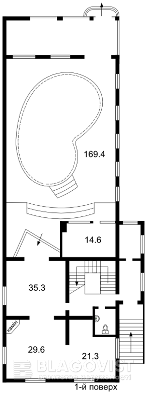 Дом F-35099, Старокиевская, Козин (Конча-Заспа) - Фото 2
