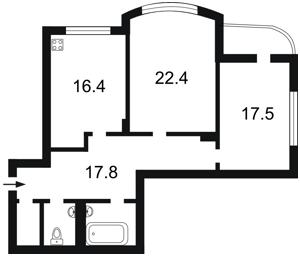 Квартира Нежинская, 5, Киев, X-29180 - Фото2