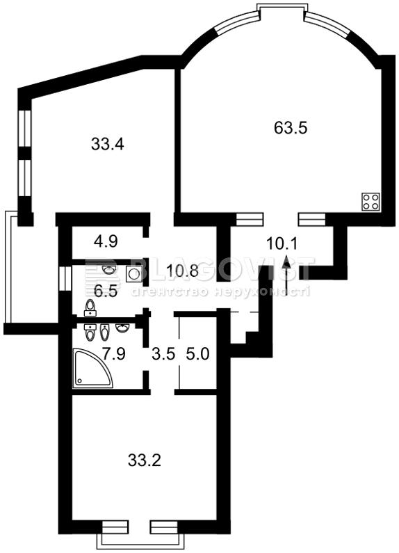 Квартира P-17559, Протасов Яр, 8, Киев - Фото 6