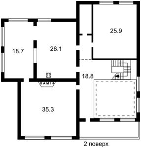 Дом C-102255, Дорошенко, Бровары - Фото 5