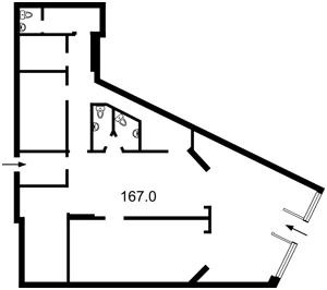 Коммерческая недвижимость, D-30349, Кудряшова, Соломенский район