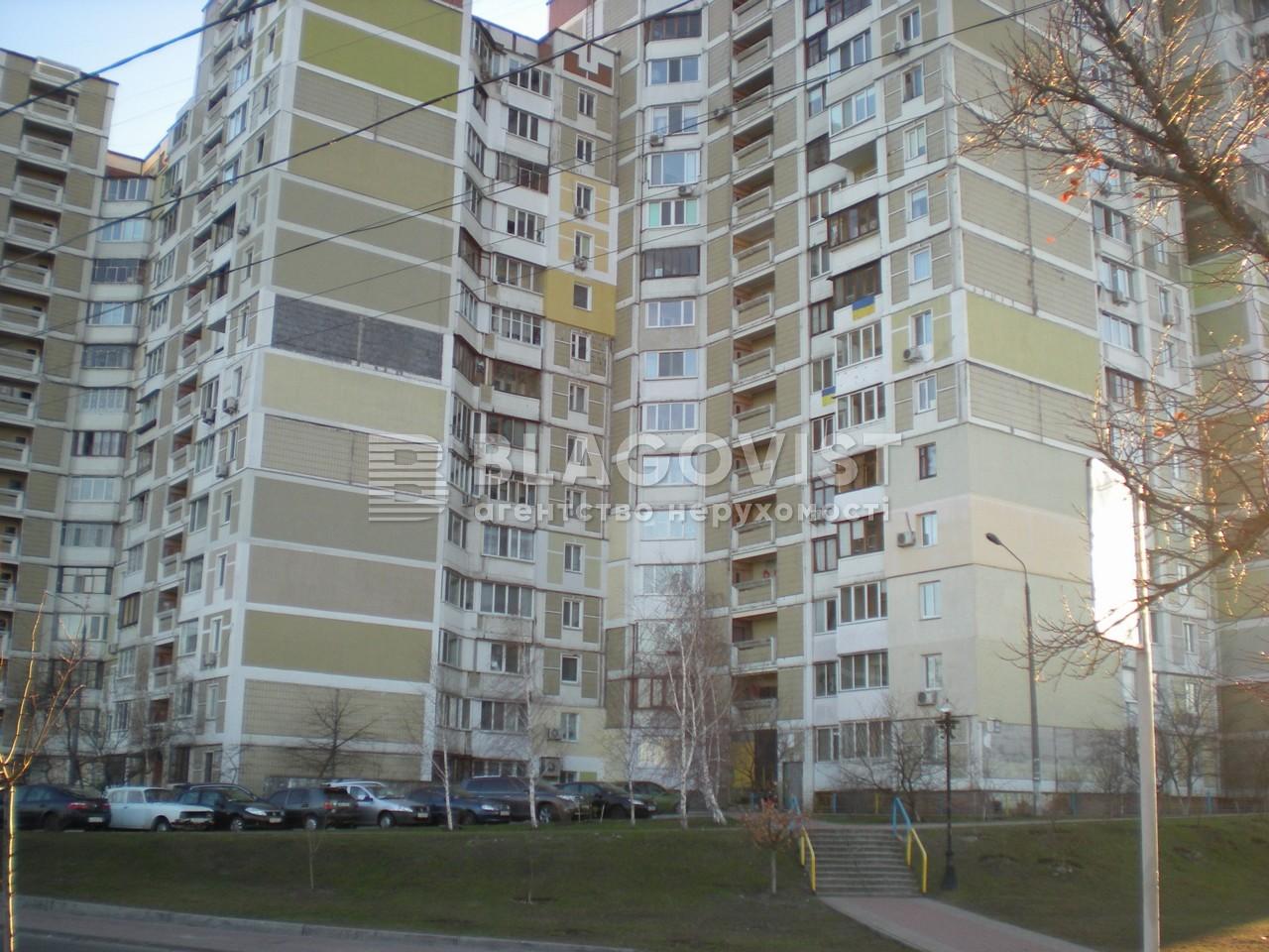 Квартира E-33646, Приречная, 37, Киев - Фото 1