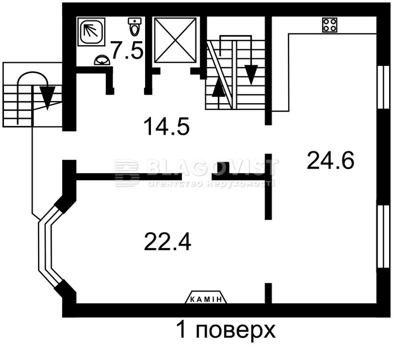 Будинок F-35295, Звіринецька, Київ - Фото 4