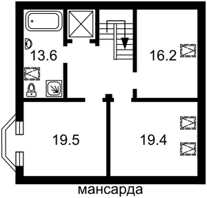 Будинок Звіринецька, Київ, F-35295 - Фото 5