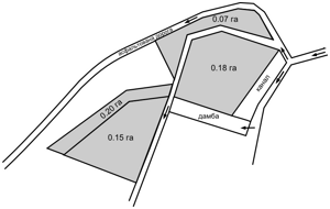 Земельный участок Старые Безрадичи, H-36660 - Фото
